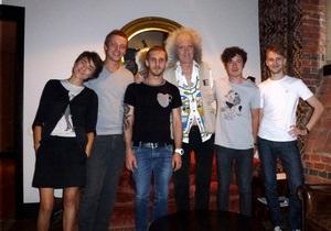 Дмитрий Шуров выступил с Земфирой и группой Queen в Москве