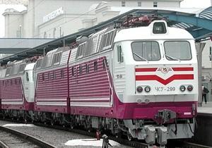 С марта поезда из Донецка и Одессы начнут останавливаться на вокзале Дарница в Киеве