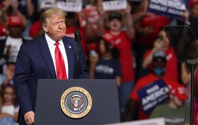 Нервовий TikTok. Мітинг Трампа зірвали кейпопери