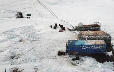 На станции Мирный в Антарктиде произошел пожар