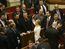БЮТ бойкотирует законопроект Ющенко о Кабмине