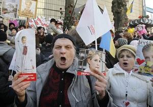 Разработана тайная спецоперация перевода Тимошенко в Киев - газета