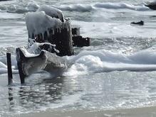 На одесские пляжи начали сбрасывать нечистоты