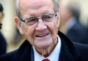 В США скончался известный американский политик-демократ Джордж Макговерн