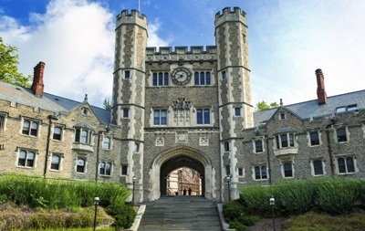 Princeton University excluded Wilson's name from faculty name