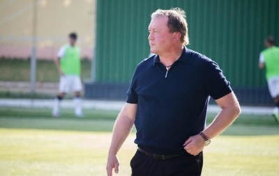 Шаран прокомментировал возможное увольнение из Александрии