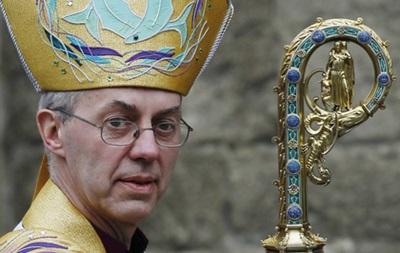 Глава Англійської церкви назвав Ісуса  не білим