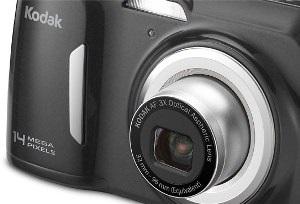 Впервые в украинской рознице – цифровая камера  KODAK EASYSHARE C183