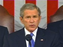 Буш назвал двадцатку мировых поставщиков наркотиков