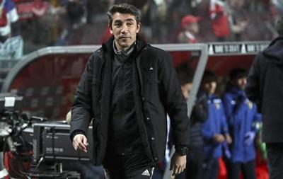 Бенфика отправила тренера в отставку, не дожидаясь конца чемпионата