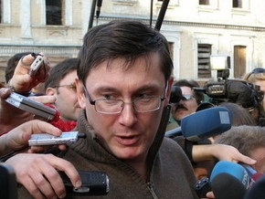 Депутат заявил, что статью в Bild о Луценко писал славянин