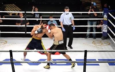 Бокс в Киеве: Шевадзуцкий забил Пилипенко в первом раунде, Фаниян впервые победил нокаутом