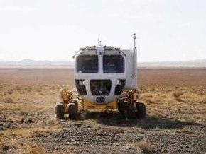 NASA испытывает новый луноход
