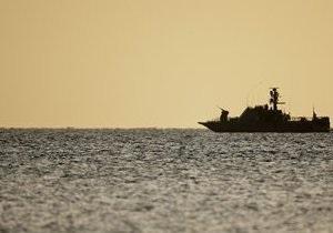 В Черном море затонуло рыболовецкое судно