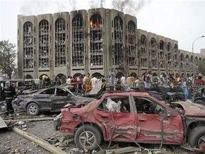 Ответственность за теракты в Багдаде взяла на себя связанная с Аль-Каидой группировка