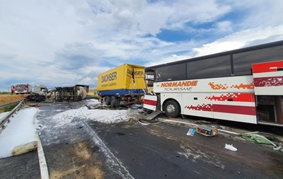 ДТП с украинцами в Польше: число пострадавших удвоилось