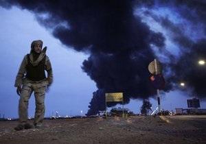 При штурме Бени-Валида был ранен корреспондент Би-би-си