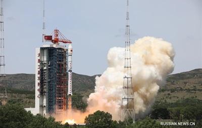 Китай вивів на орбіту супутник дистанційного зондування Землі