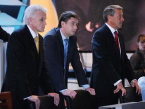НУ-НС, БЮТ и Блок Литвина готовы к созданию коалиции