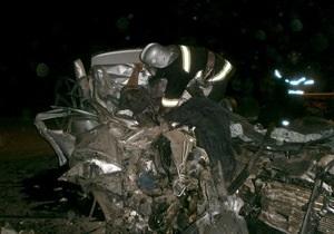 В Тернопольской области произошло ДТП, три человека погибли