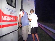 Страшное ДТП в Житомирской области: Opel столкнулся с Chevrolet