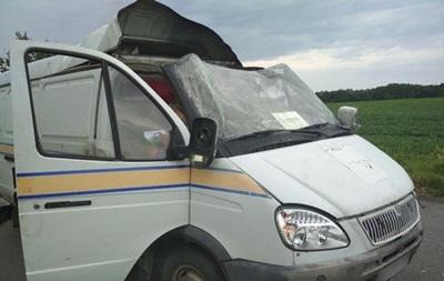 Появились подробности подрыва авто Укрпочты