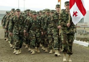 Грузия отправит в Афганистан еще 750 солдат