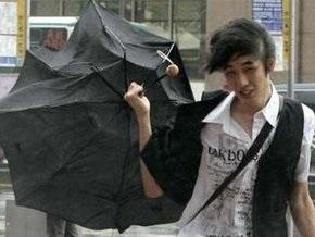 На Тайвань обрушился  мощный тайфун Маракот