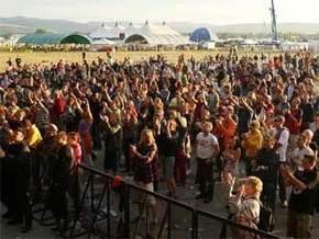В Словакии во время концерта обрушился подиум: 42 раненых
