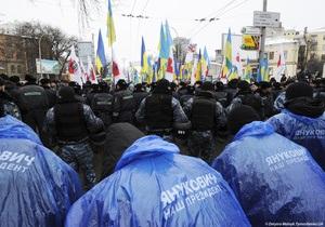 Тимошенко обвинила Партию регионов в преследовании ее людей в Крыму