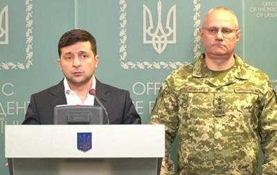 Зеленский отправил Хомчака на Донбасс из-за потерь
