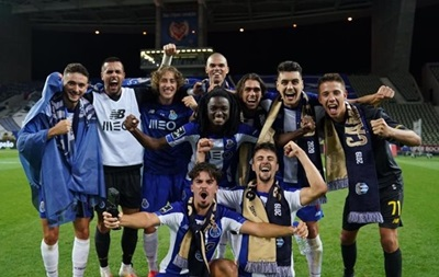 Порту виграв чемпіонат Португалії сезону-2019/20