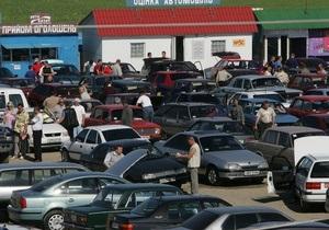 Эксперты: В сентябре украинцы активно продавали старые машины