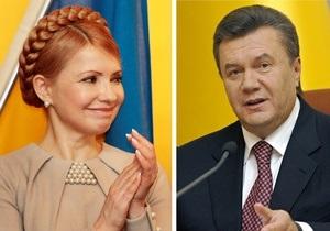 За кого голосовать? Корреспондент сравнил достижения и провалы Тимошенко и Януковича