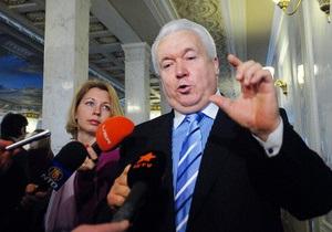 Олийнык предупредил оппозицию, что она может не получить поддержку киевлян