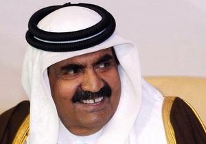 Эмир Катара передает власть 33-летнему сыну