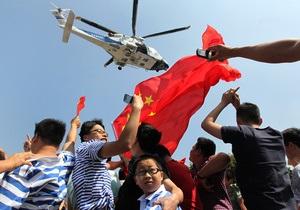 Китай намерен контролировать спорные острова с помощью беспилотников