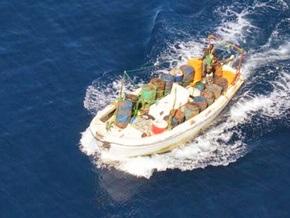 Французские военные захватили 11 пиратов