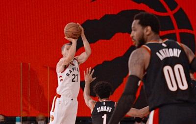 НБА: Рэпторс одолели Портленд, Индиана в непростом матче переиграла Даллас