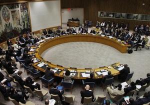 СБ ООН осудил насилие в Кыргызстане