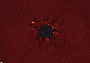В созвездии Андромеды обнаружили  горячий юпитер
