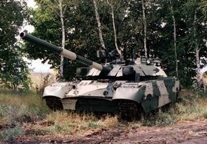 С 1 января 2010 года Кабмин обеспечит серийное производство танков Оплот