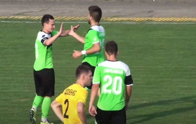 Игрок худшей команды Первой лиги забил шикарный гол с центра поля