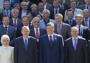 Фотогалерея: YES в лицах. Репортаж с Ялтинского форума-2012