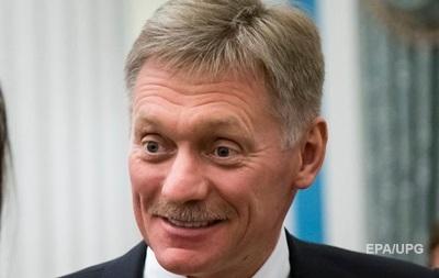 Кремль отреагировал на задержание россиян в Минске