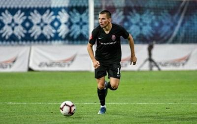 Андерлехт объявил о подписании Михайличенко