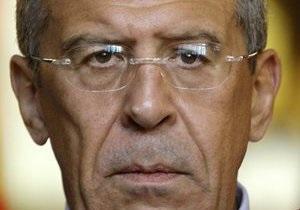 Лавров направляется в Киев