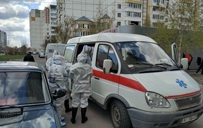 В Киеве резкий суточный прирост коронавируса