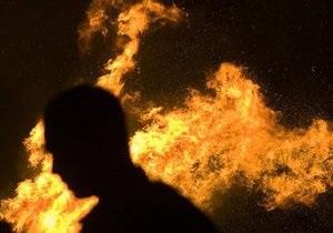 В Киеве пенсионер стал жертвой пожара в квартире