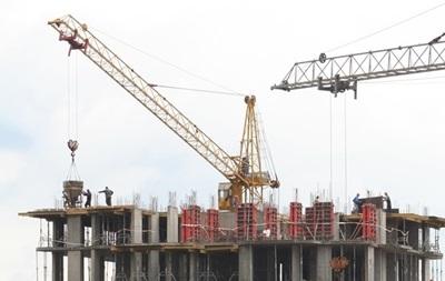 Строительство в Украине сократилось на 10%